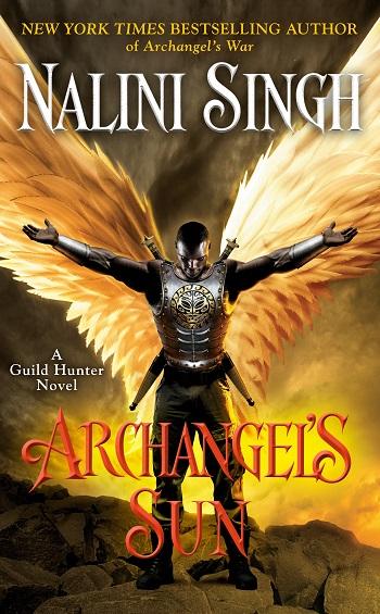 Archangel's Sun by Nalini Singh