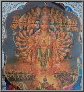 जब श्रीकृष्ण ने सत्यभामा, गरुण और सुदर्शन का घमंड भंग किया। Pauranik katha of Shri krishna.