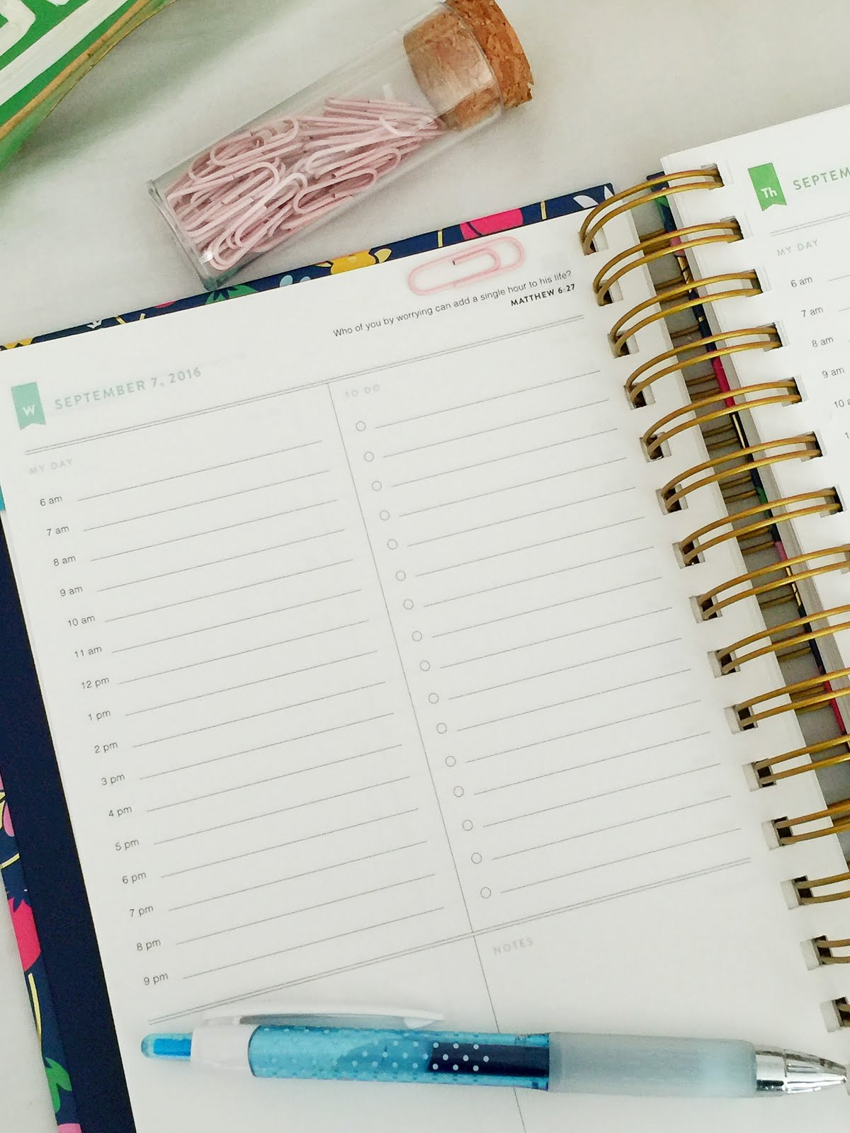 The Simplified Planner by Emily Ley