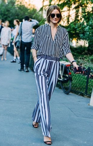 How to rock Stripes for any body shape effortlessly