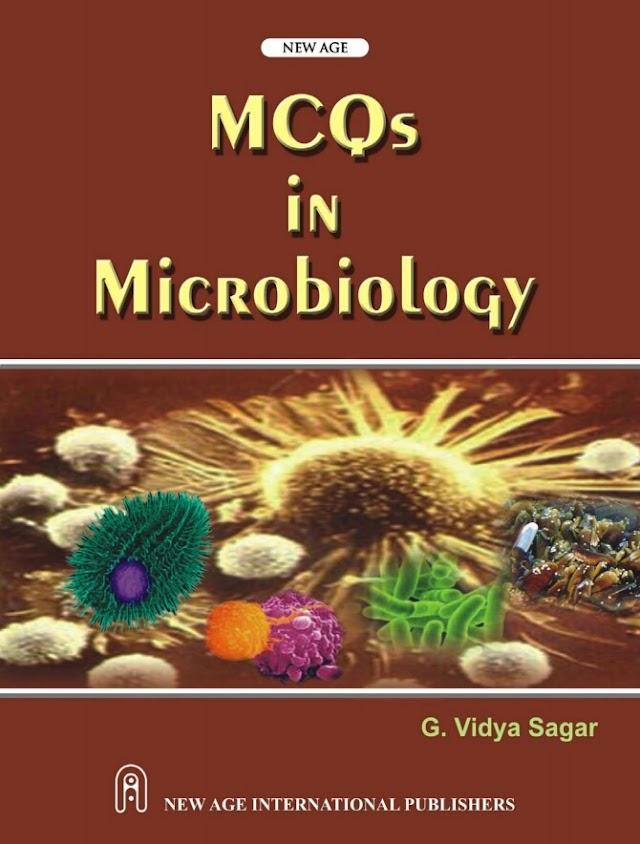 MCQs IN MICROBIOLOGY BY G VIDYA SAGAR