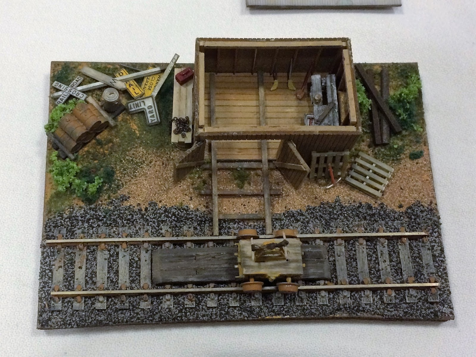 Nirvana Valley Model Railroad Amherst 2016 Models From