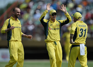 West Indies vs Australia 2nd Match Tri-Nation Series 2016 Highlights