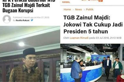 TGB dan Sandera Politik Demokrasi?