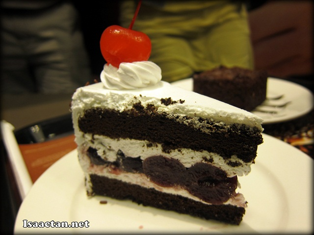 Black Forest Cake - RM9.90
