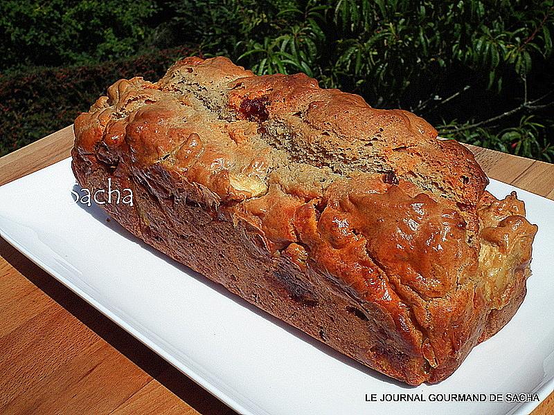 Recette Cake Chorizo Poivron Rouge