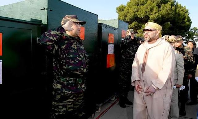 المغرب تحت قيادة جلالة الملك محمد السادس نصره الله واجهة للعمل الإنساني الداعم للشعوب والدول