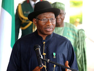 Political Office, Public Fund Reveal Person's True Character - Goodluck Jonathan