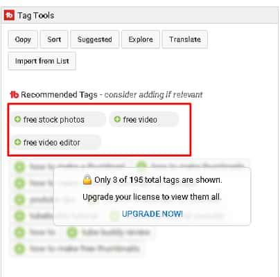 Add Right Tags For Your youtube Video