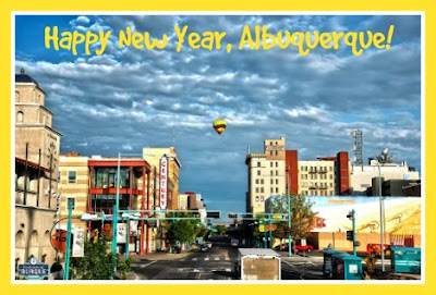 Happy New Year Abq
