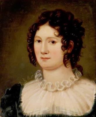 Claire Clairemont (1819), Amelia Curran