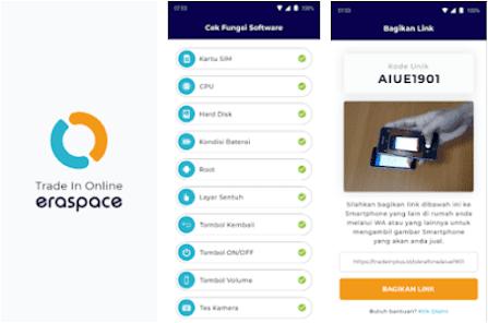 Aplikasi Trade In Online Eraspace