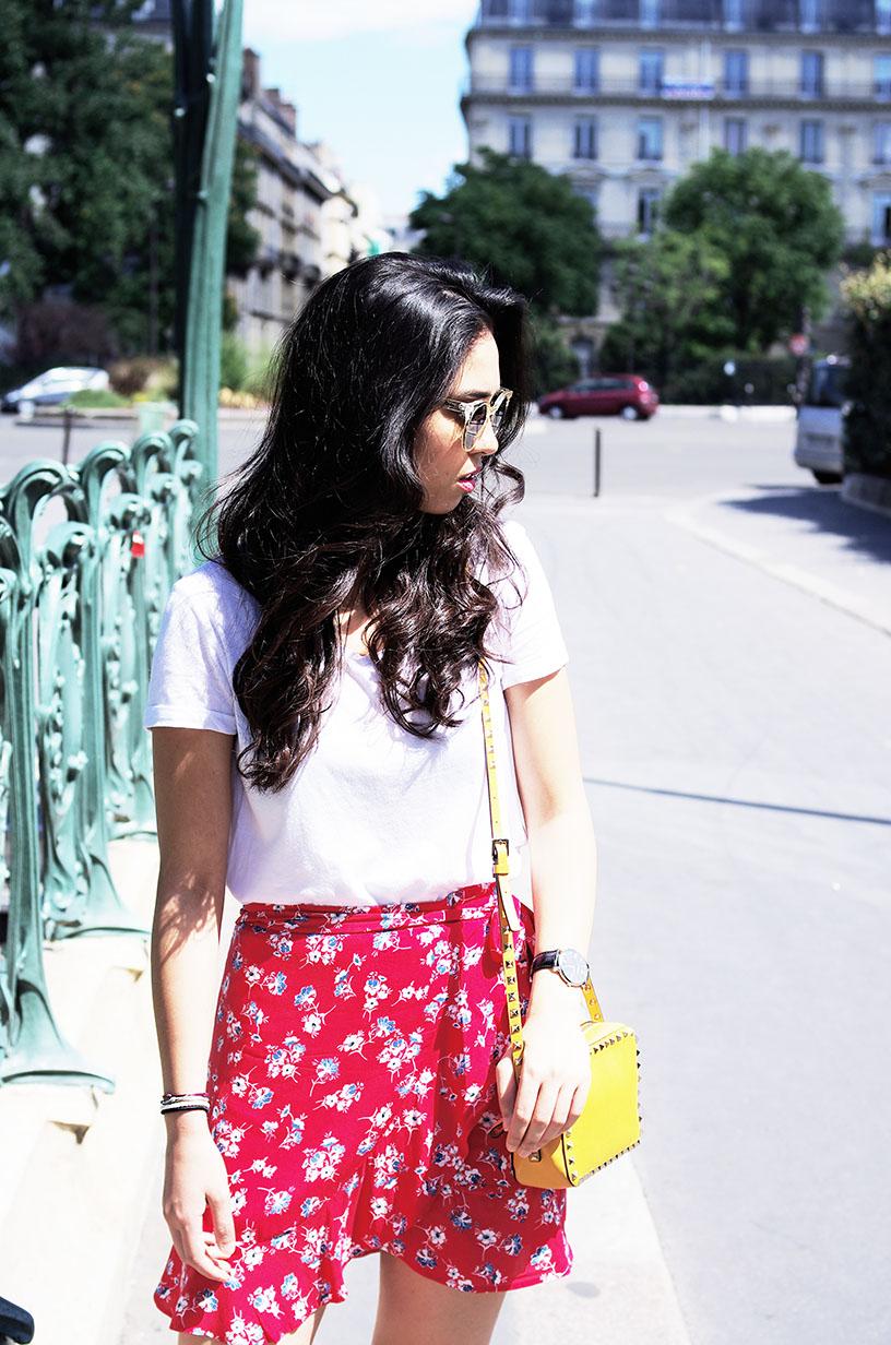 Elizabeth l Metropolitain summer outfit blog mode l Jennyfer Pimkie Vans l THEDEETSONE l http://thedeetsone.blogspot.fr