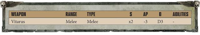 reglas Mephiston