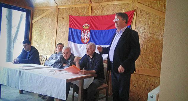 #Kosovo #Metohija #Otadžbina #Protesti #Pretnje #Vučić #KosovskaMitrovica