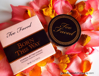 Too Faced Born This Way review