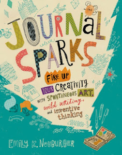 Journal Sparks by Emily K Neuburger