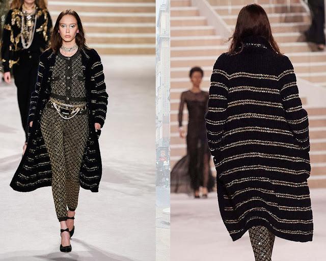 Показ моды Chanel Pre-Fall 2020-2021 8