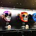 Capacetes e Moedas do Poder de Power Rangers O Filme na San Diego Comic Con