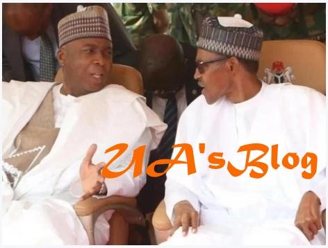 Bukola Saraki has all that it takes to turn Nigeria - Primate Ayodele Step down for Saraki - Primate Ayodele advises Buhari