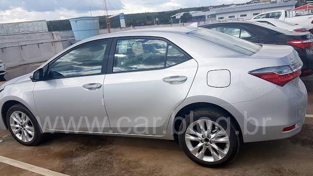 Novo Toyota Corolla 2018 - Brasil