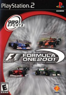Formula One 2001 PS2 ISO