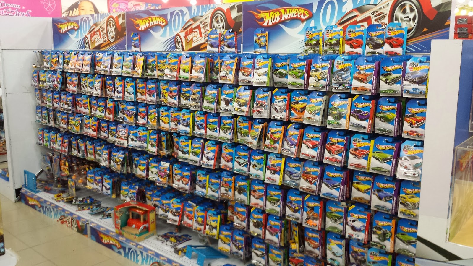 Hobbydotmy Hotwheels At Toy S R Us Ikano Power Center