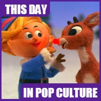 Rudolph the Red-Nosed Reindeer aired for the first time on December 6, 1964.