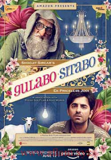 مشاهدة فيلم Gulabo Sitabo 2020 مترجم