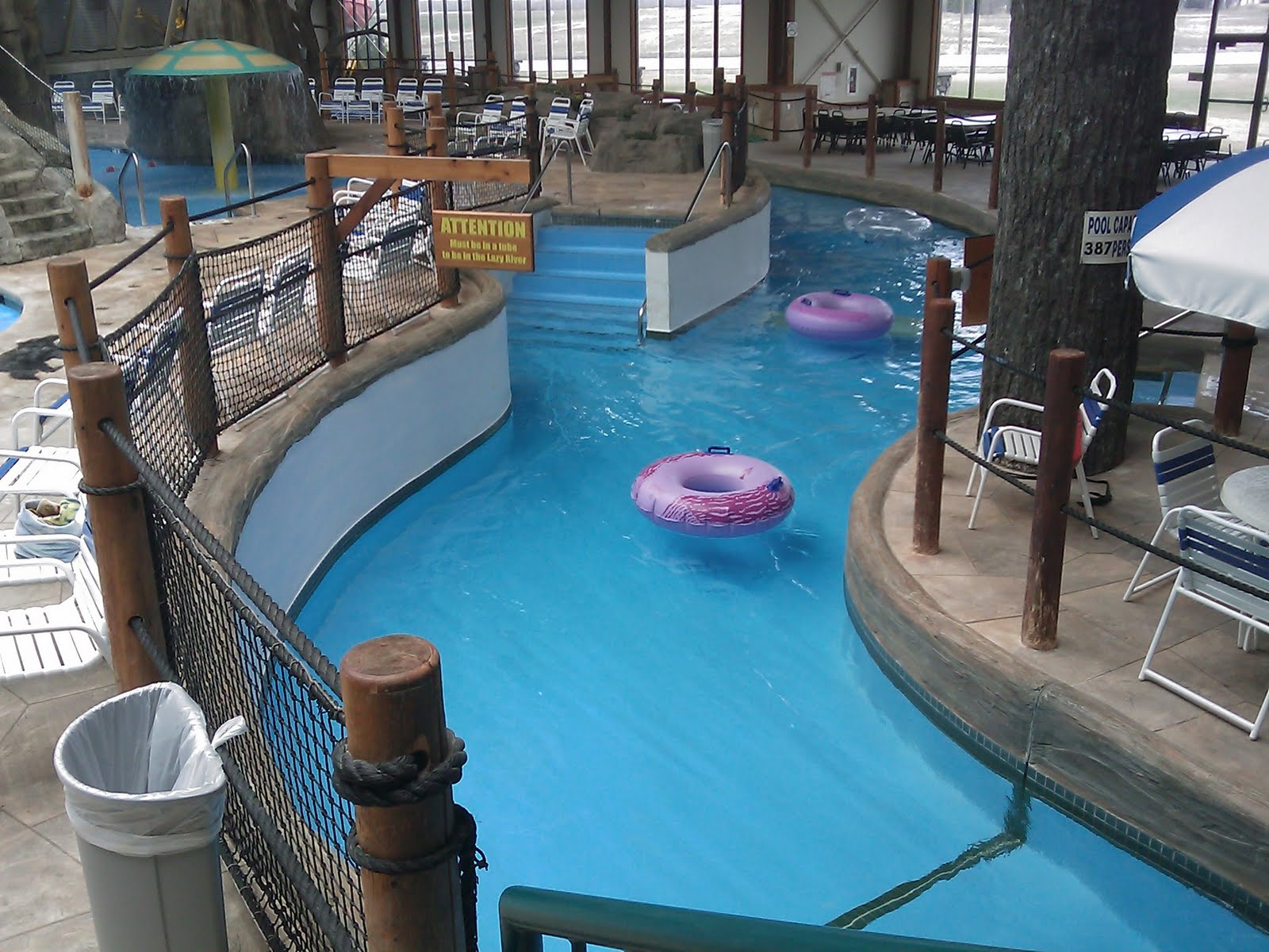 Seven Clans Casino Water Park