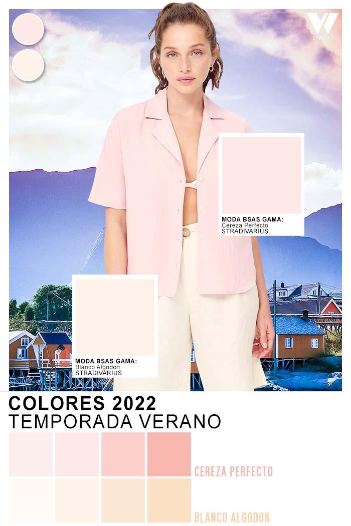 colores del verano 2022 colores de moda 2022
