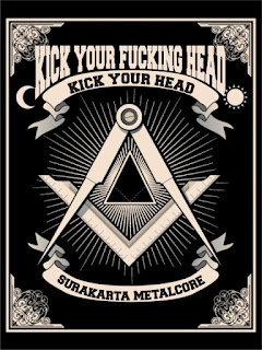 Kick Your Head Band Metalcore Surakarta Foto Logo Artwork Wallpaper