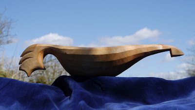 spoon carving, kuksa carving