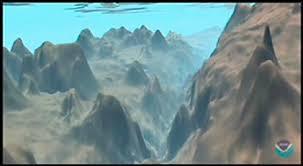 Bentuk Muka Bumi di Dasar Laut