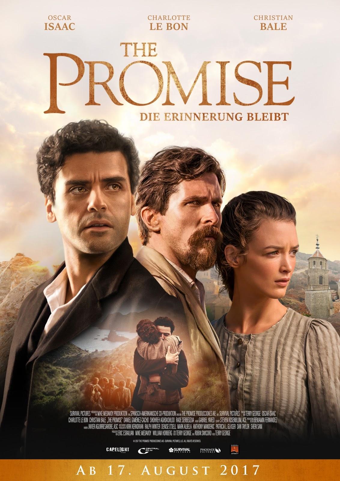 The Promise (Filmkritik)   Die Seilerseite.