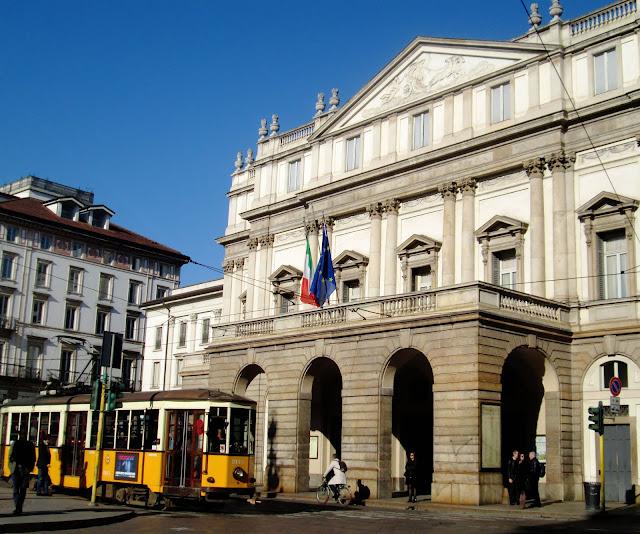Разходка из Милано