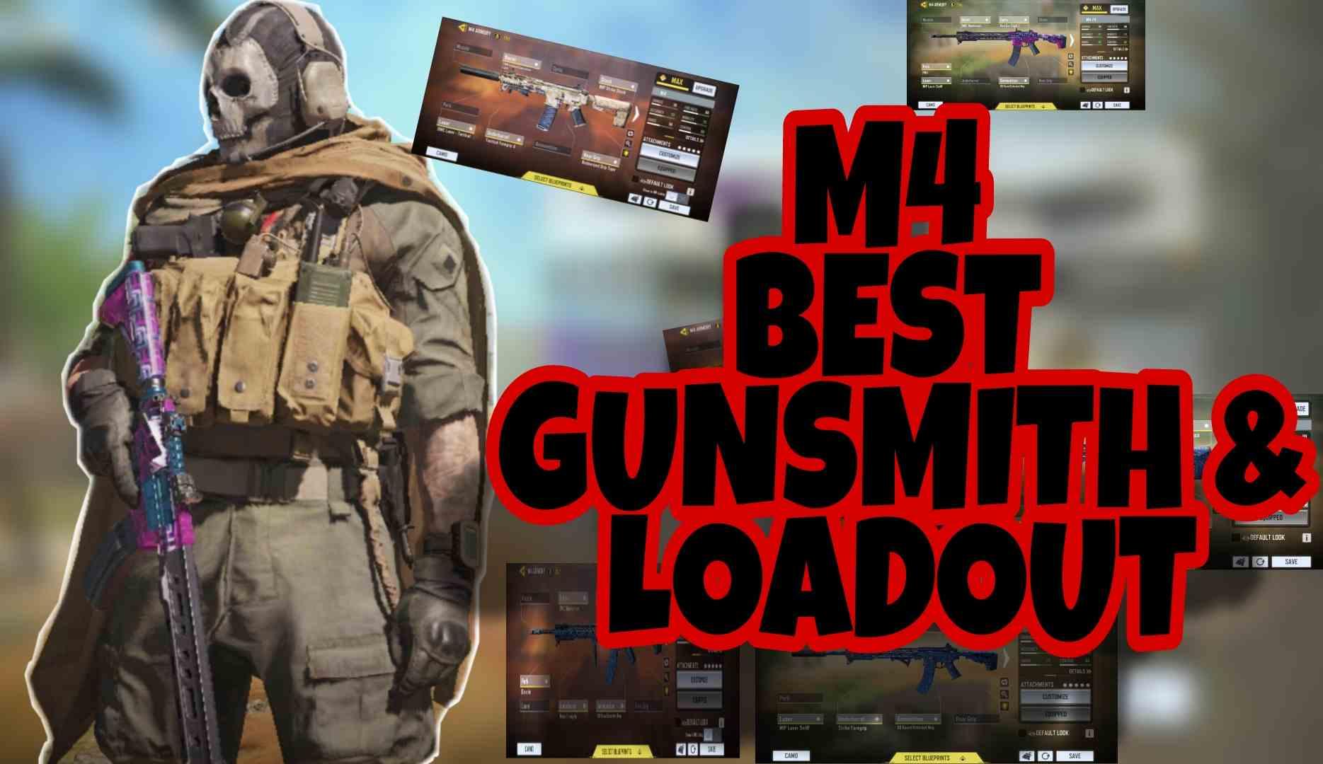 M4 gunsmith thumbnail