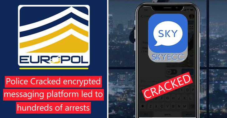Police Cracked Encrypted Messaging Platform