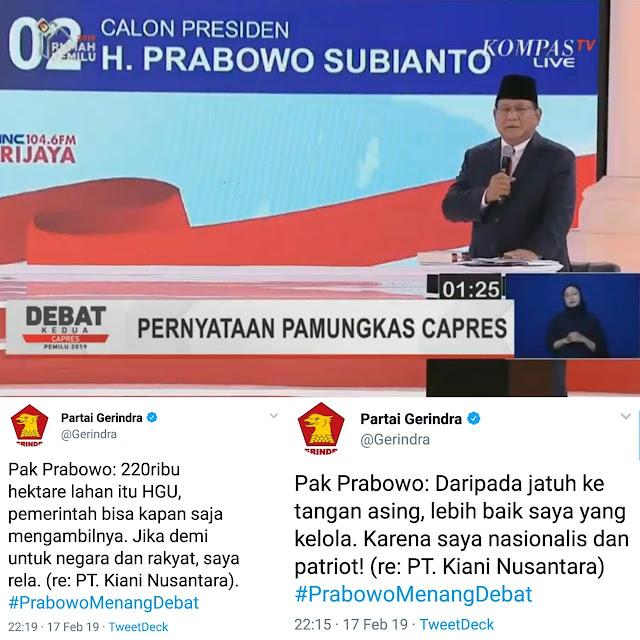 Nasionalis dan Patriot! Pernyataan Pamungkas Prabowo Patahkan Serangan Personal Jokowi