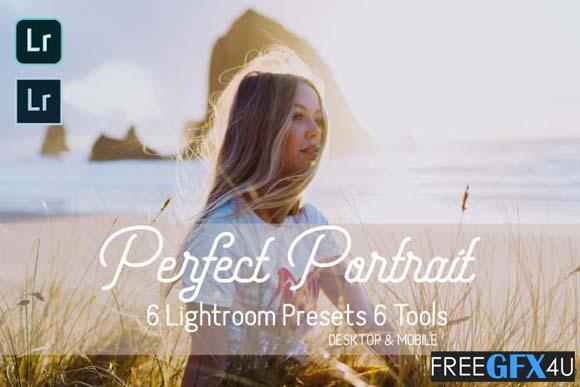 Perfect Portrait Lightroom Presets