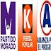 Acción Popular, Fuerza Popular, Partido Morado, Alianza para el Progreso y Somos Perú pasarán la valla electoral