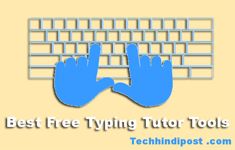 7 Best Free Typing Tutor Software in Hindi