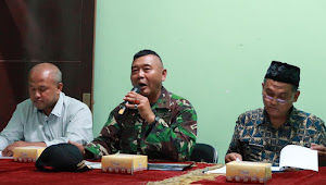 Pelda Mulyanto (Dansub 06-22), Realisasikan Program Citarum Harum Pada Lokakarya Awal KKNM Unla