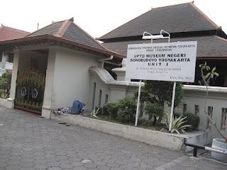 Museum Sonobudoyo Yogyakarta (wikipedia)