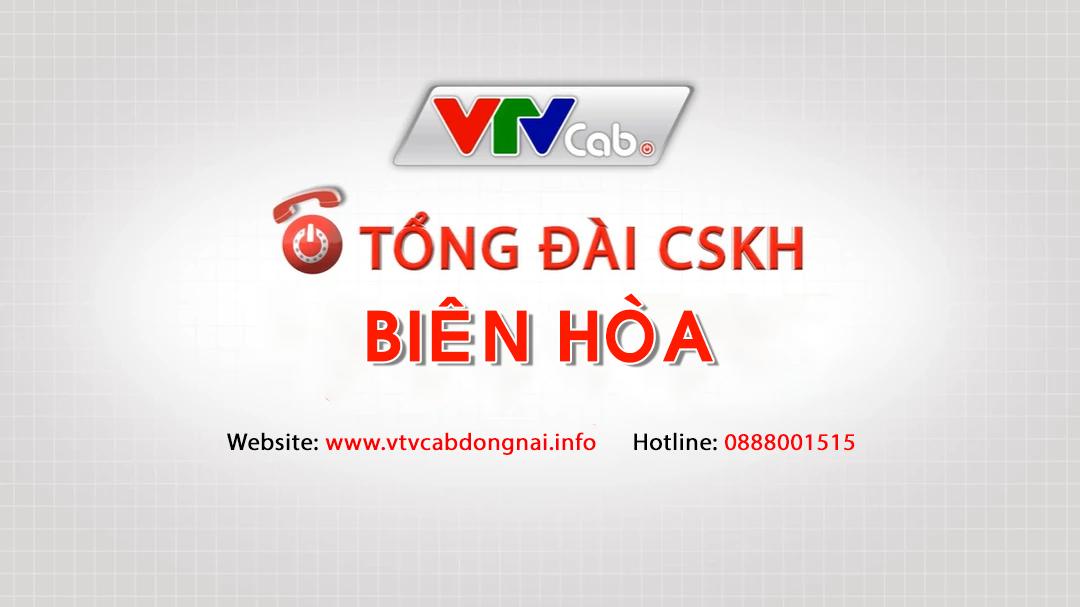 Địa chỉ VTVcab ở Biên Hòa, 1269 Nguyễn Ái Quốc - Khu phố 6 - Phường Tân Tiến - TP Biên Hòa - Tỉnh Đồng Nai