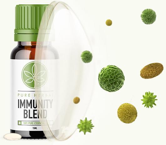 Pure Herbal Immunity Oil - Corona Virus