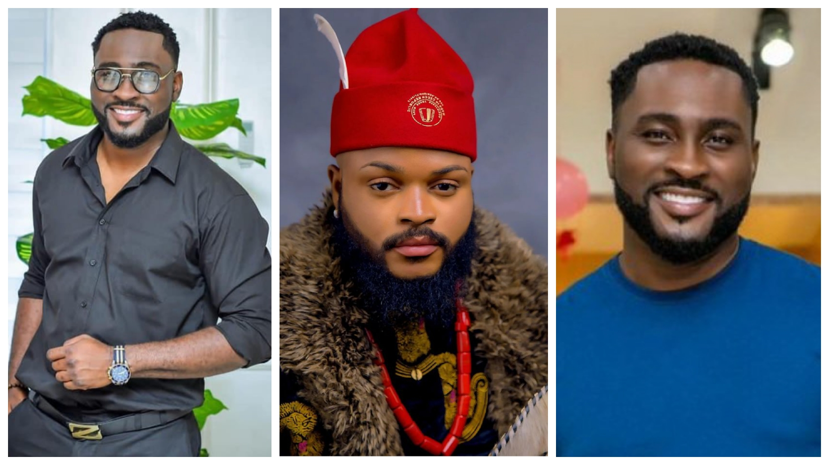 BBNaija: If I emerge as the winner, I would like Pere to become the first runner-up - Whitemoney says