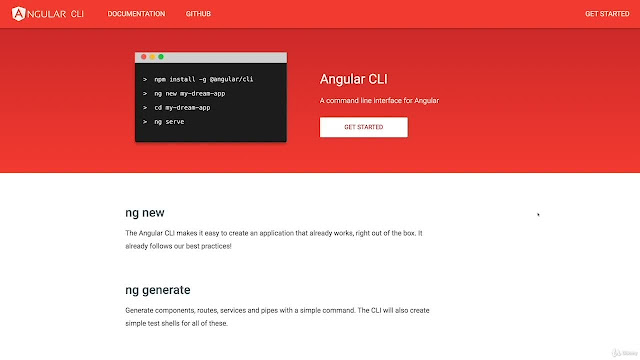 Angular 8 (formerly Angular 2) - The Complete Guide Udemy