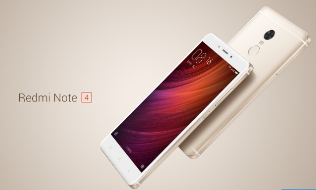 Xiaomi Redmi Note 4 Price in India and Availabilit
