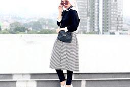 √ 80+ Fashion Hijab Casual, Remaja, Kekinian, Simple, Selebgram!